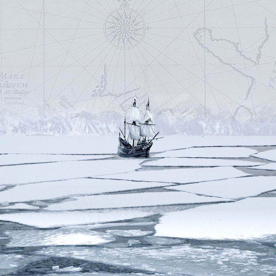 Old Men Ought To Be Explorers...
